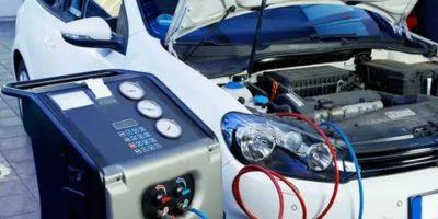 Сколько по времени занимает заправка кондиционера в автомобиле