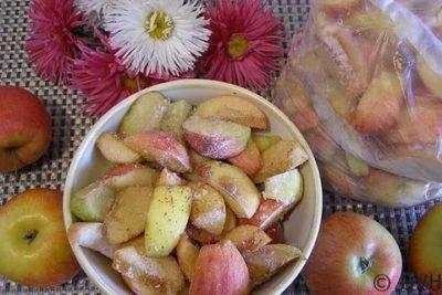 Можно ли заморозить яблочное варенье