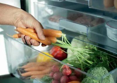 Как правильно хранить морковь в холодильнике