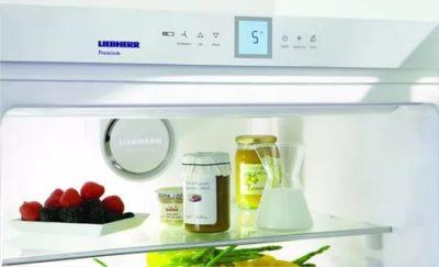 Какая температура должна быть в холодильнике Liebherr