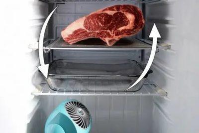 Как убрать запах мяса из морозилки