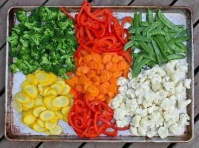 Можно ли заморозить отварные овощи