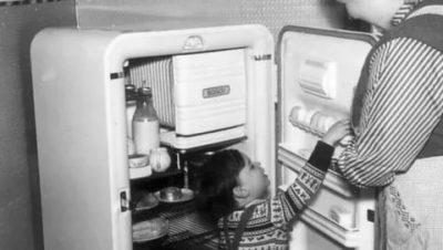 В каком году появился первый холодильник в ссср