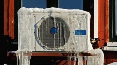 Можно ли зимой включать кондиционер в режиме вентиляции