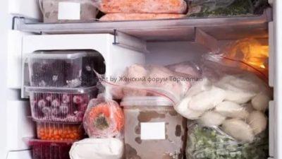 Можно ли хранить вареные макароны в морозилке