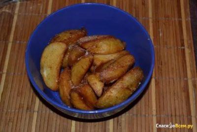 Как заморозить картофель по деревенски
