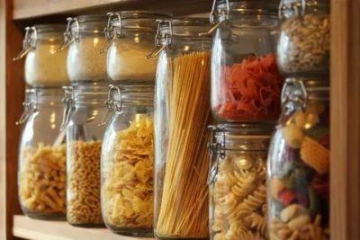 Как сохранить макароны в холодильнике