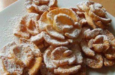 Можно ли заморозить тесто для хвороста