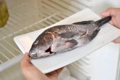 Как правильно разморозить замороженную рыбу