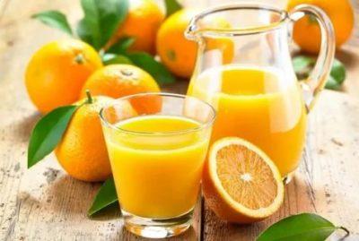 Можно ли заморозить апельсиновый сок