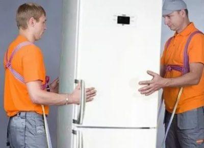 Можно ли включить холодильник сразу после перевозки
