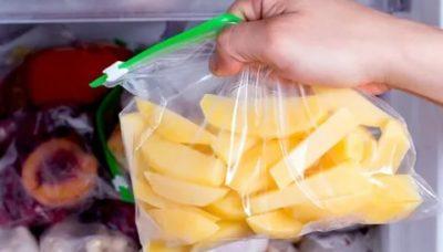 Можно ли хранить очищенную картошку в холодильнике