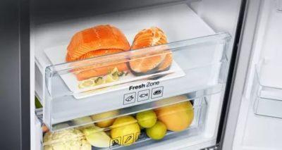 Где холоднее всего в холодильнике