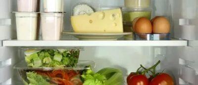 Где хранить молочные продукты в холодильнике