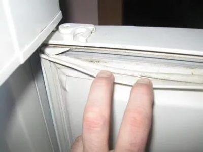 Можно ли поменять резинку в холодильнике