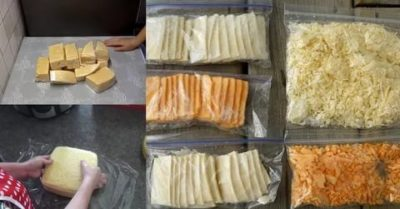 Можно ли заморозить плавленный сыр