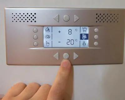 Как правильно измерить температуру в холодильнике