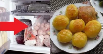 Как заморозить очищенный картофель