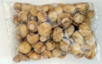 Можно ли заморозить грибы целиком