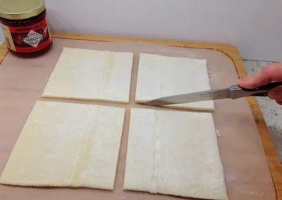 Как правильно заморозить слоеное тесто